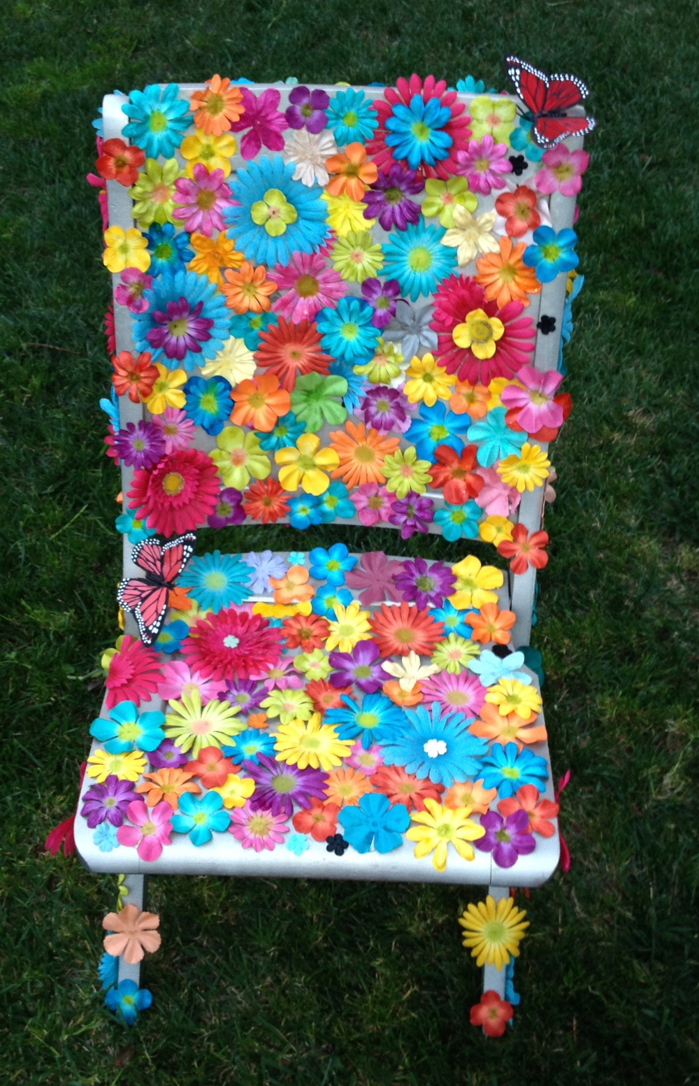 Chair # 46 Merritt Grooms