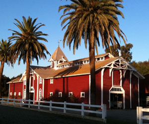 Stanford Red Barn