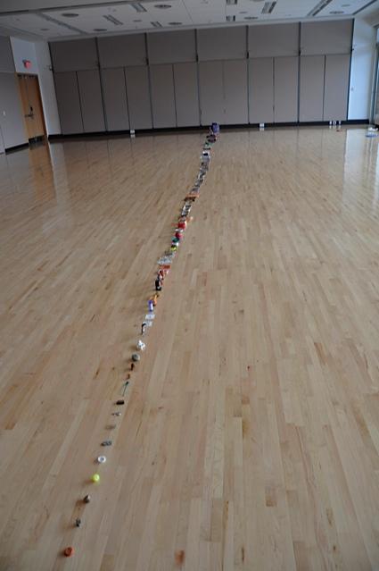 full line installation