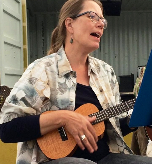 Come for a family singalong in the park.  Musicians from the CALL – Calgary Association of Lifelong Learners Uke Jam! and Monday Acoustics will bring their instruments!  We have copies of lyrics and chords for you – so bring your instrument…bring that voice, and join in!