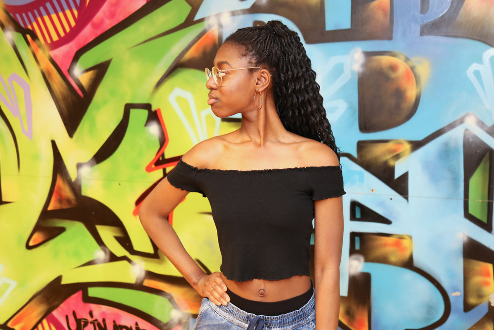 - Cindy Ansah continues her dance education through the University of Calgary BA in Dance program, endeavoring to expand her passion for community engagement by working with other performing arts disciplines.