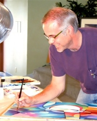 James Farrand  Gallery Artist & Cole Art Studio Instructor: Watercolor and Drawing