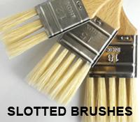 Enkaustikos slotted brushes.jpg