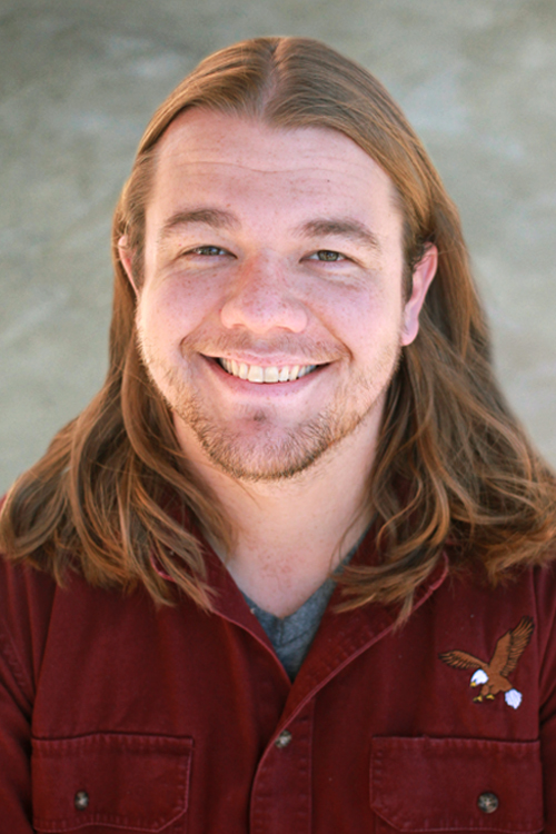 Pastoral Assistant Matt Croushorn