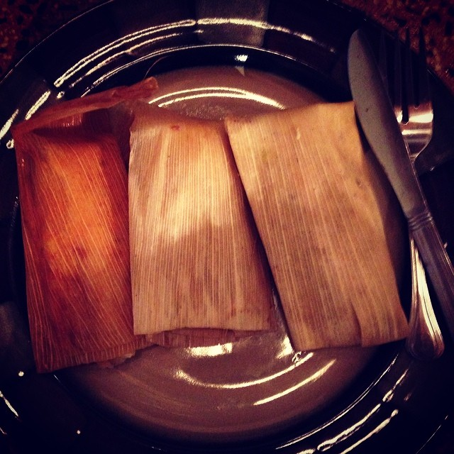 Tamale night!!