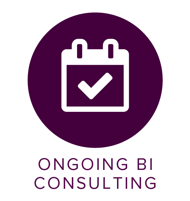 Ongoing BI Consulting