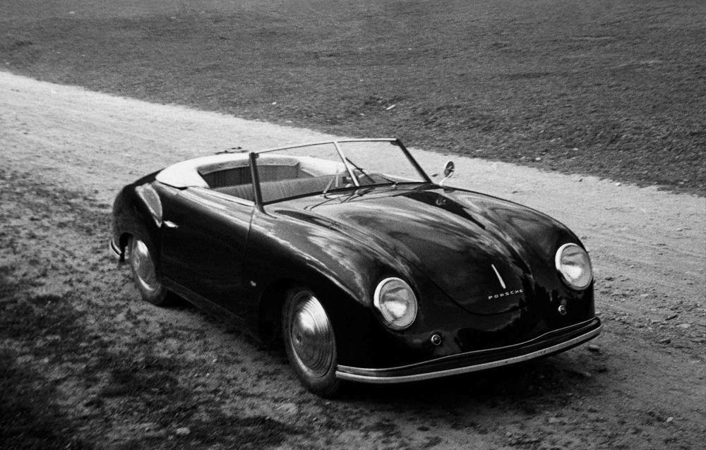 Porsche 356 Speedster (1948)