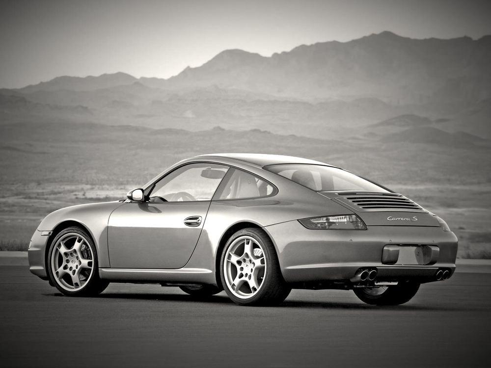 Porsche 911 (2005)