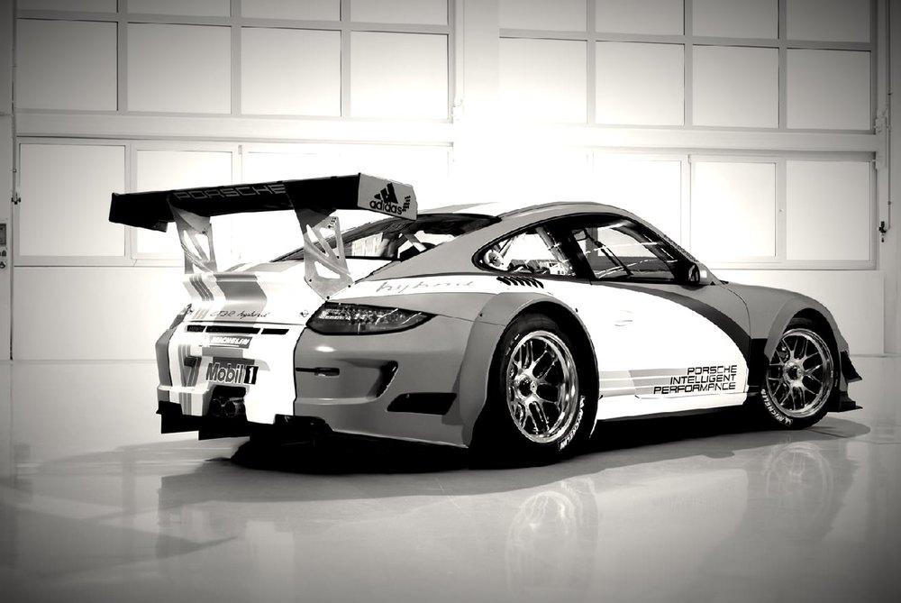 Porsche GT3 Hybrid (2010)