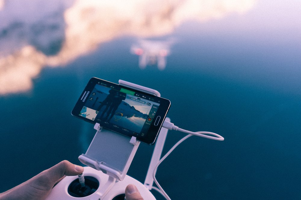 Fly like an eagle: Tobias Hägg's drone photography - Serena Fox
