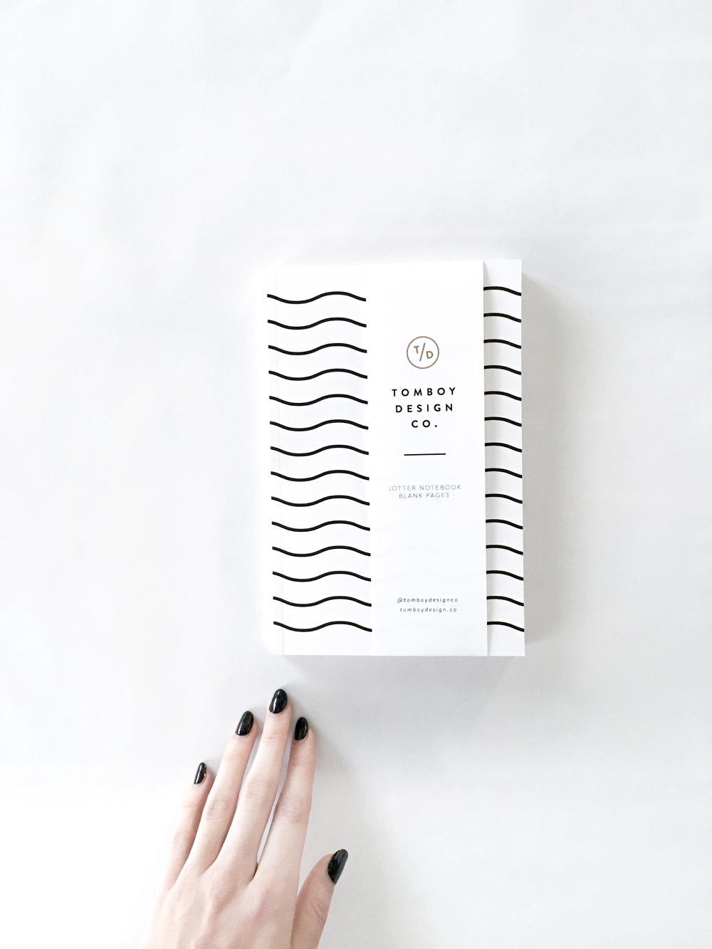 Waves Notebook   $1 8.00