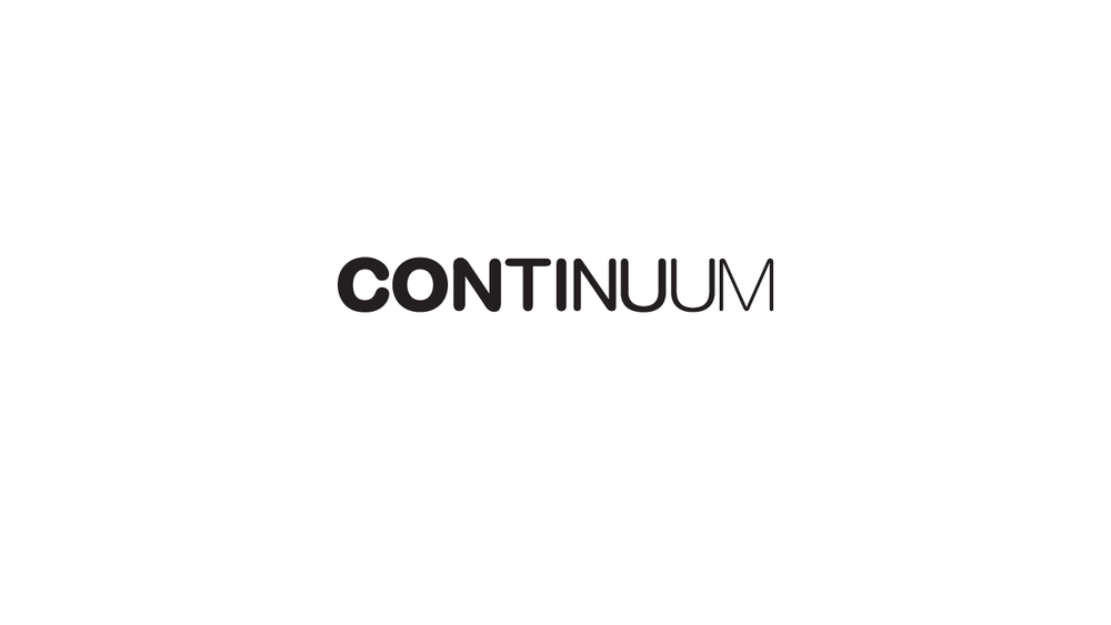 AIGA Continuum • Designed at Noon