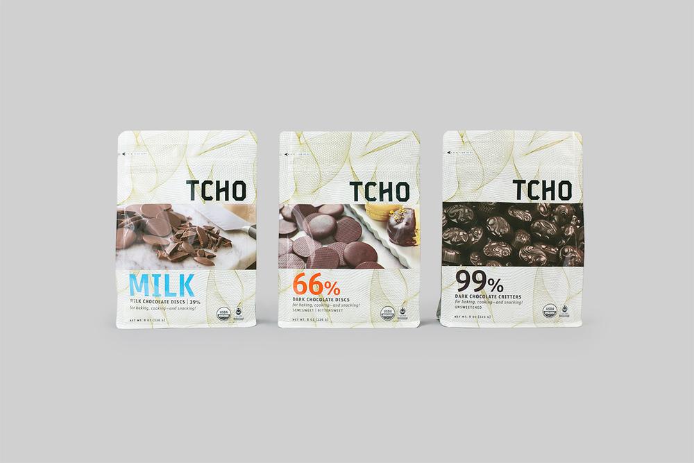 TCHO Baking line