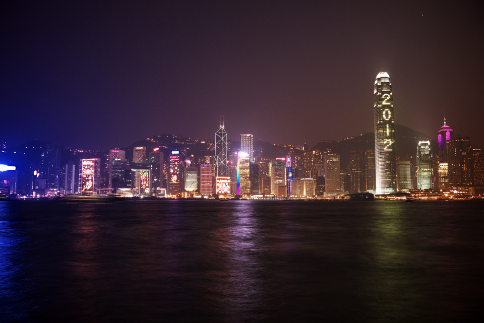 happy new year from Hong kong!     Wishing you good health, mindfulness in actions and warmth of the heart in 2012.