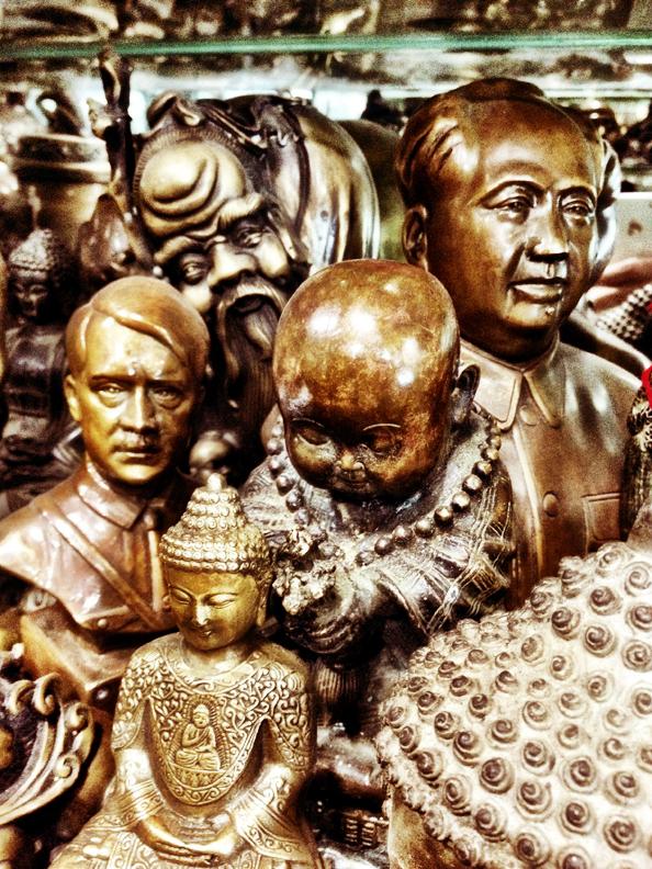 Hitler, Mao & Buddha