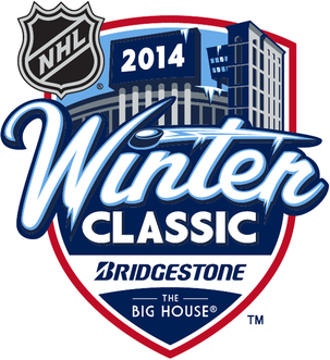 NHL 2014 Winter Classic Ann Arbor, MI