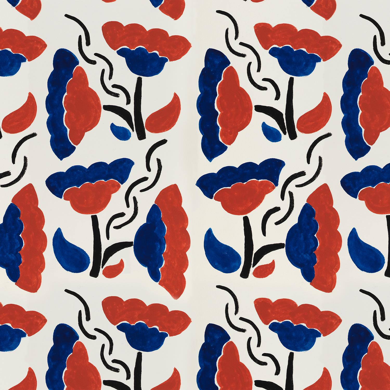 studio four nyc trois blooms wallpaper the market studio four