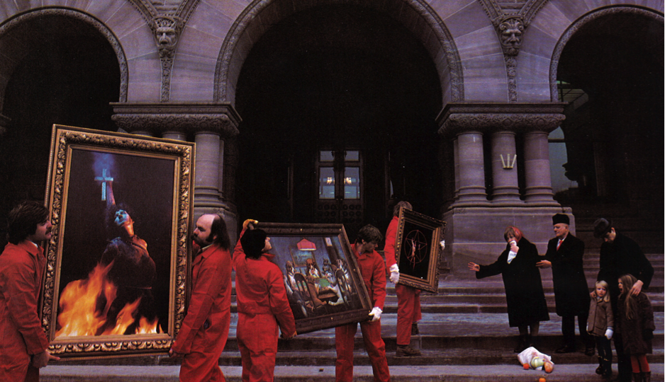 Moving Pictures, Rush, 1981