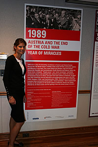 Lisa Matzinger, Austrian Cutural Forum, Washington, D.C.