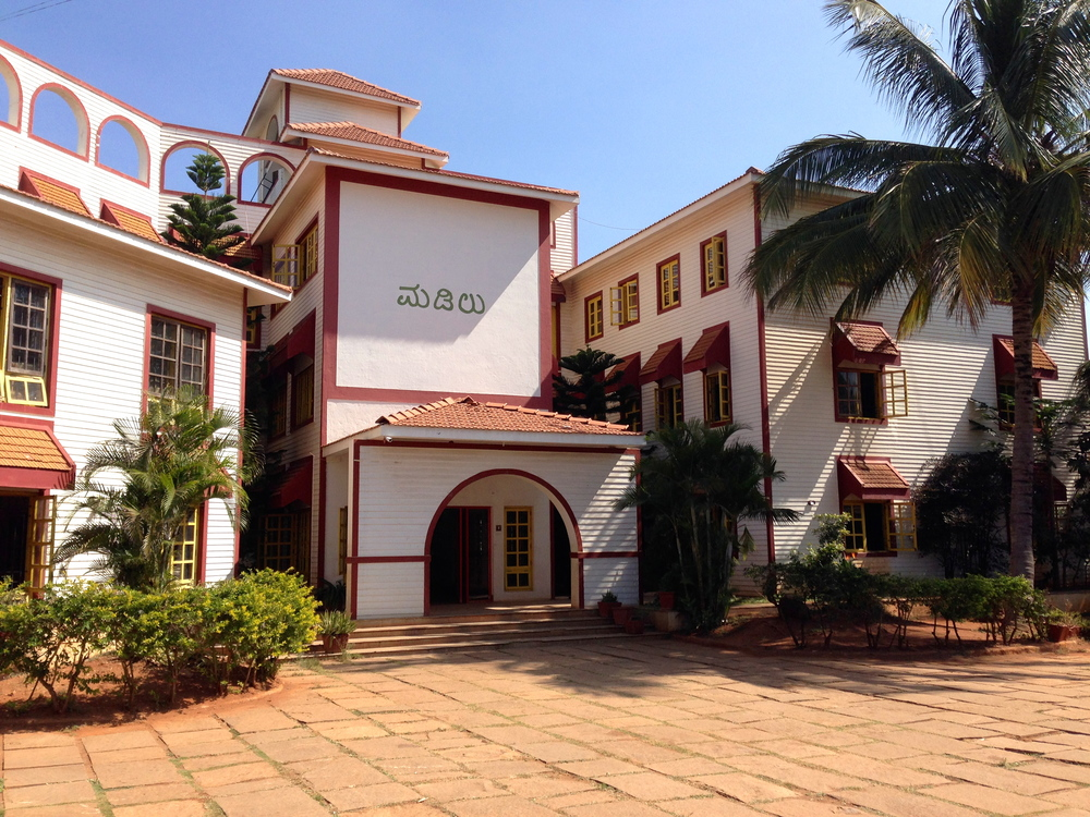 odanadi girls home in mysore, india