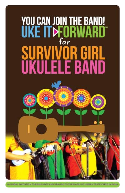 Survivor Girl Ukulele Band