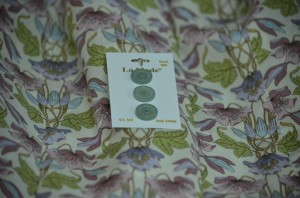 Mamie's shirt with buttons