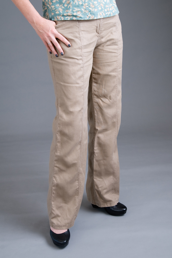 Front of Katherine Pant