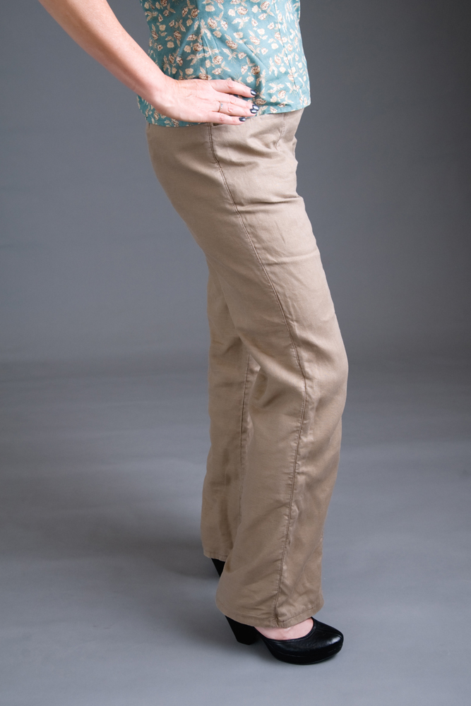 side of Katherine Pant