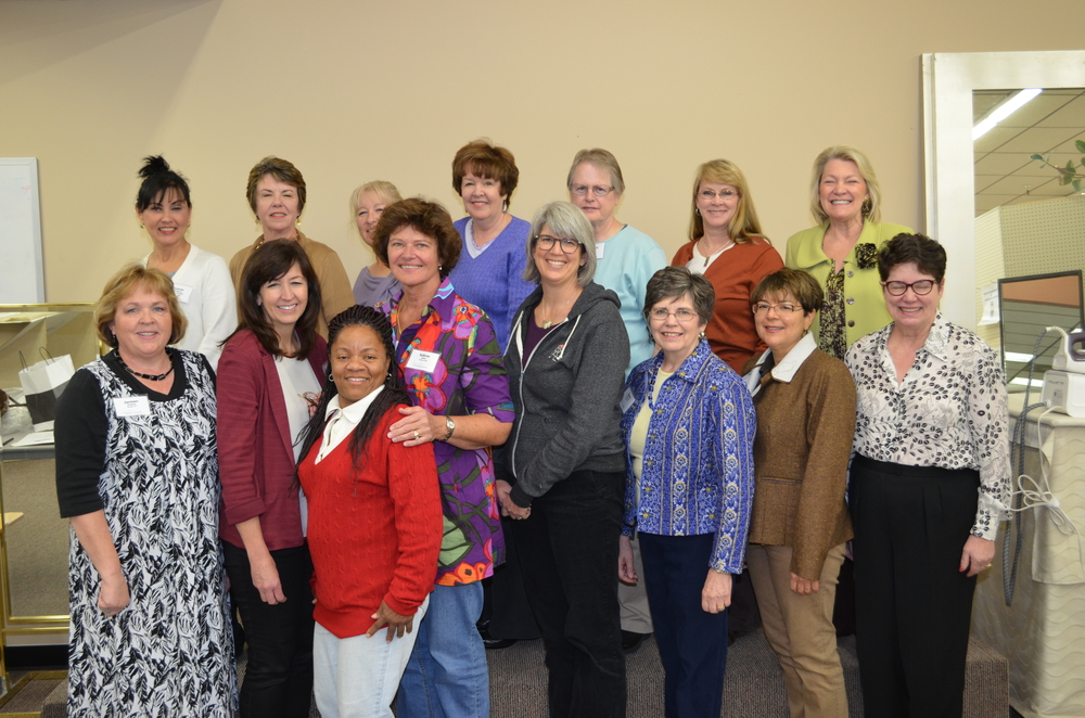 The jacket class was full of strong women -- a doctor, a casino dealer, home ec teachers, a college guidance counselor -- from all over the world.