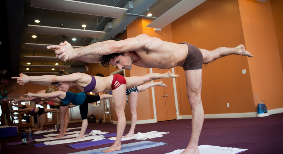 I can even do this! Photo from Bikram-nyc.