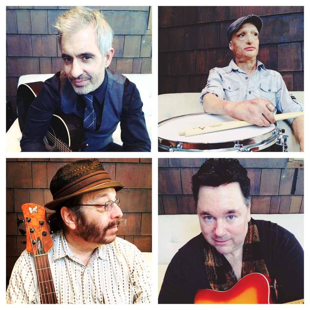 Clockwise from top LEFT: Scott e. moore, ray levier, hank skalka, rich tozzoli