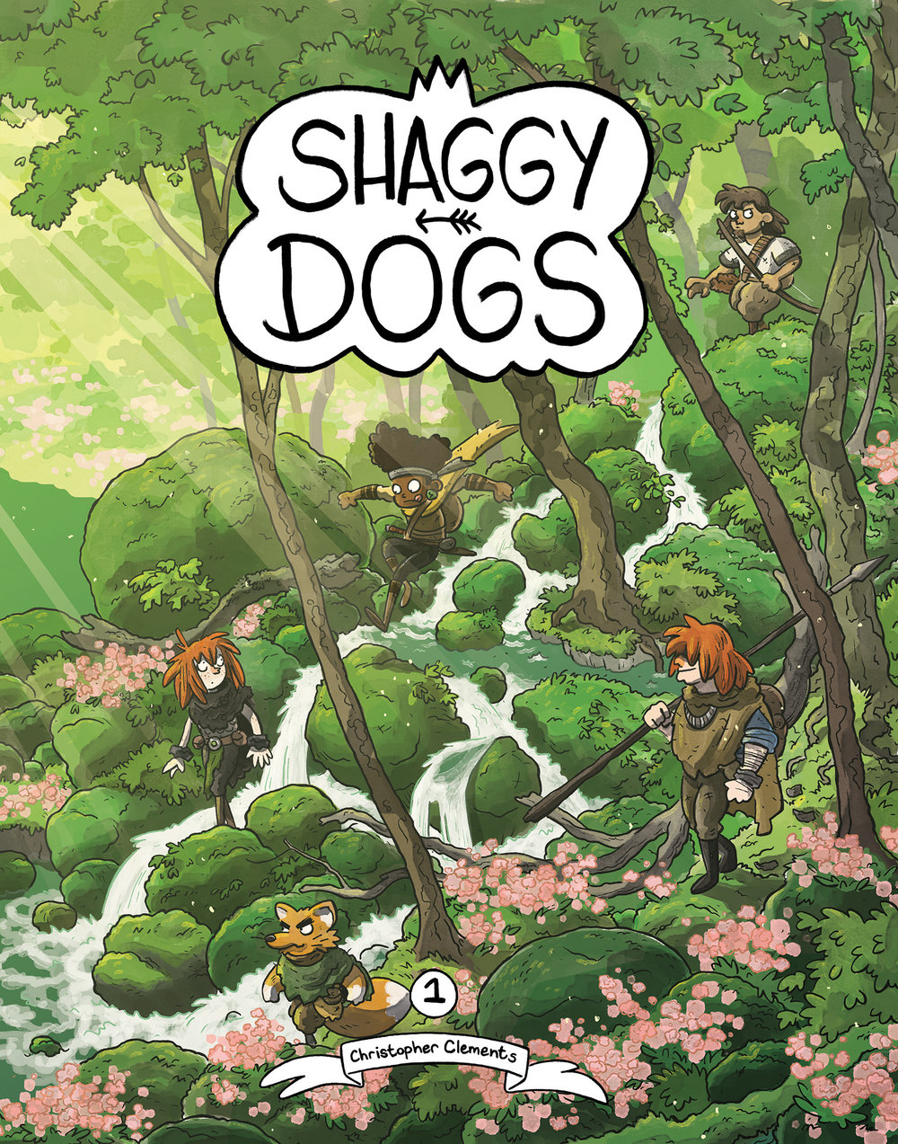 Shaggy Dogs Cover