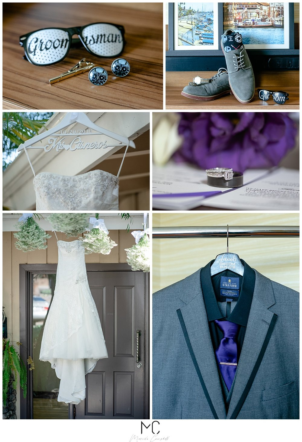 Preparations and details - are some of my favorite things to capture - today's color is purple!!