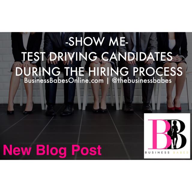 TestDriveBlog
