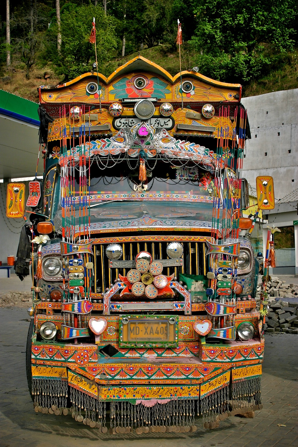 Jingle Truck Nathia Gali