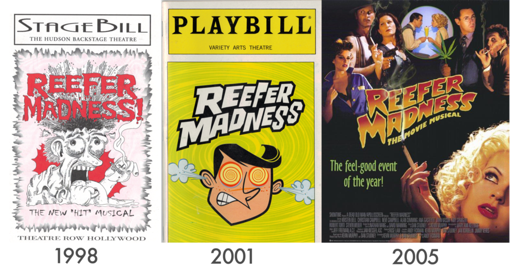 Reefer Madness on Broadway