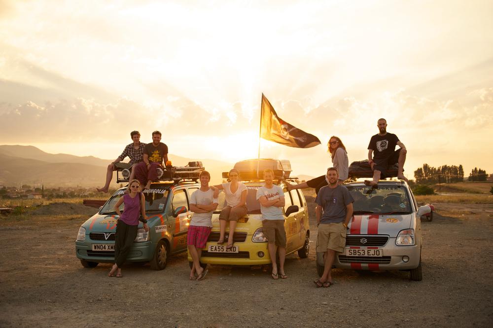 Mongol-Rally-Suzuki Wagon Teams Turkey Sunset.jpg