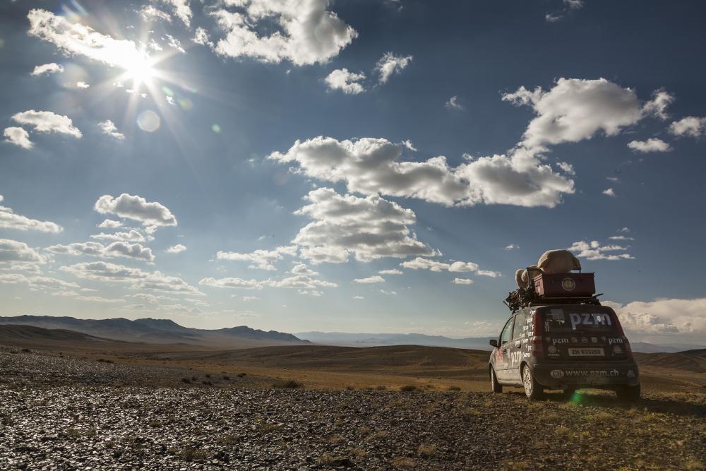 Mongolia, Bayan-Olgii region