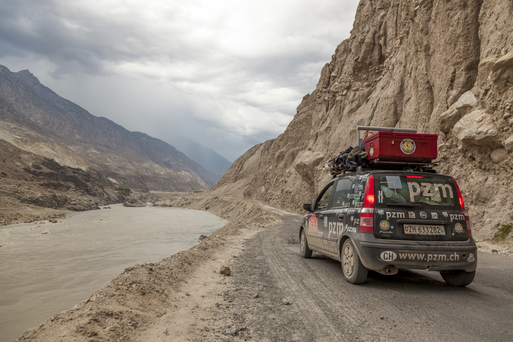 Pakistan, Karakorum Highway