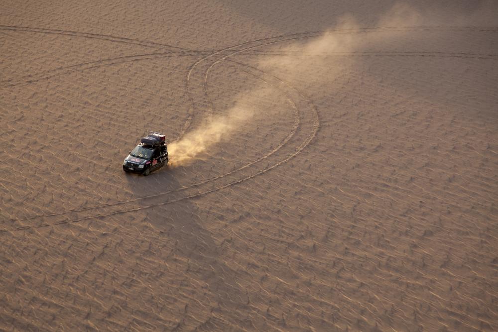 Iran, Lut Desert