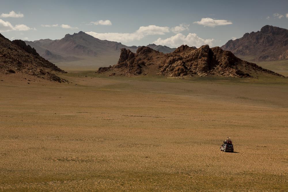 Mongolia Khovd Region