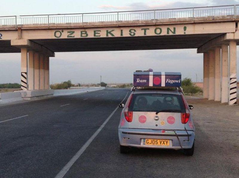Uzbekistan: Country 36