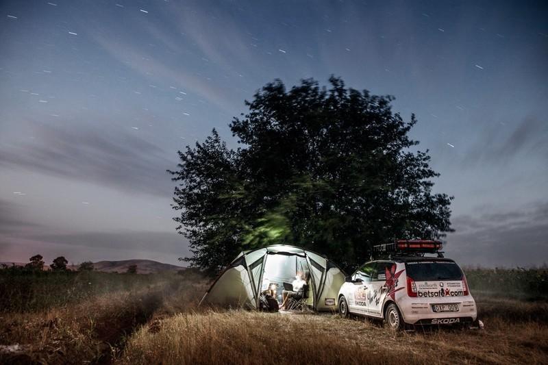 Camping in Georgia