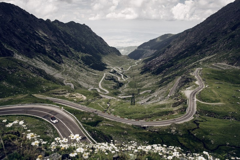 The Transfagaran Highway - Romania