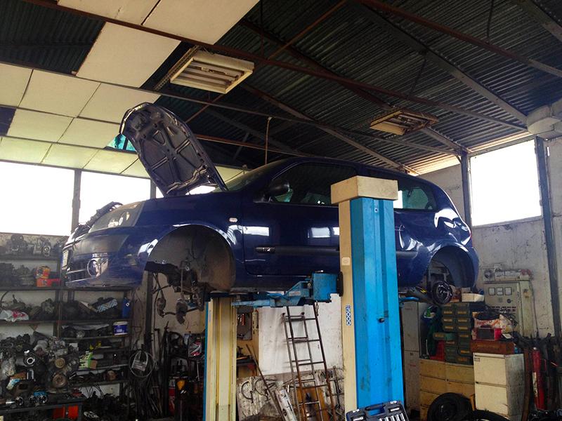 'Minor' running repairs