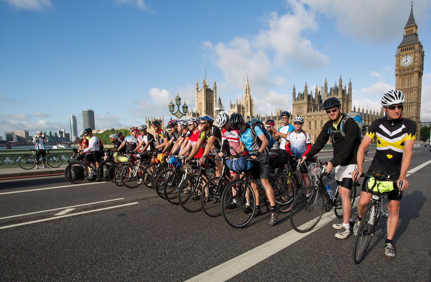 Inaugural Transcontinental Bike Race Launches The Adventurists