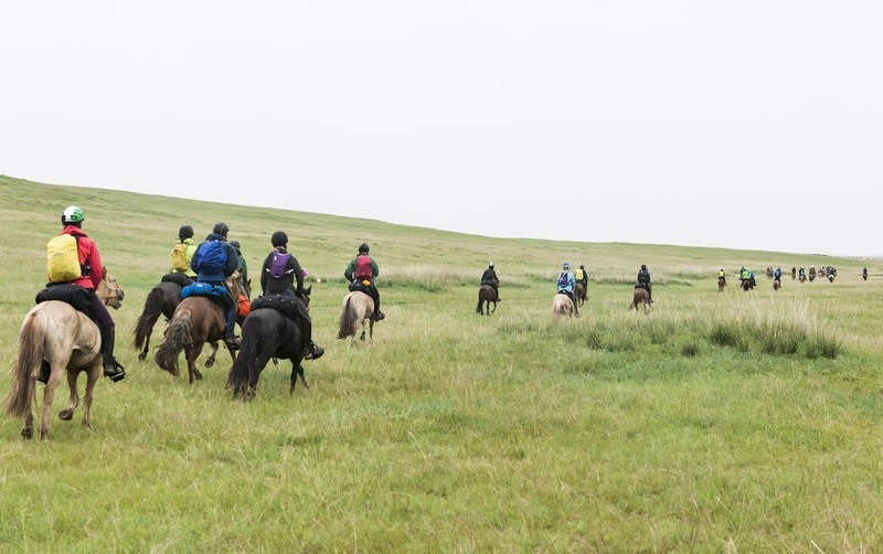 Riders get their first taste of racing proper and the prospect of 1000km of Mongolian steppe ahead of them: