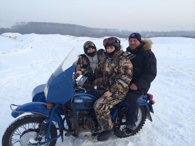 Wild Wolf Bikers, plus Guest Wolf