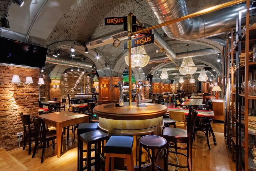 The Ursus Cotton Pub