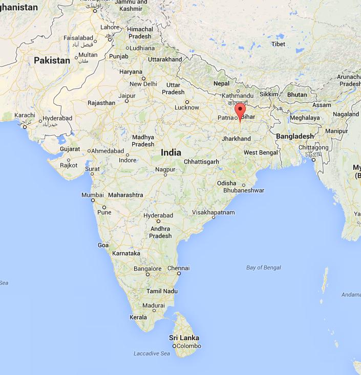 Bihar - here be bandits
